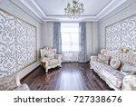russia  moscow region  ... | Shutterstock . vector #727338676