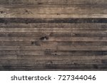 dark wood texture background... | Shutterstock . vector #727344046