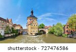 Bamberg. Panoramic View Of Old...