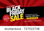 Black Friday Sale Banner Layou...