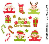 Baby's First Christmas Graphic...