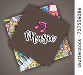 music concept. musical...
