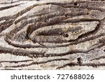 stone or concrete wall texture. ... | Shutterstock . vector #727688026