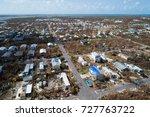 Aerial Image Of Homes Destroye...