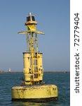 marker buoy | Shutterstock . vector #72779404