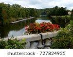 Lake Lure Flowering Bridge...