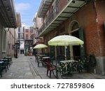 new orleans  louisiana january... | Shutterstock . vector #727859806