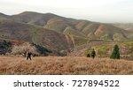 hunter | Shutterstock . vector #727894522
