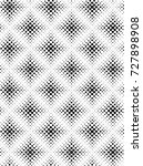 halftone circles in square....   Shutterstock .eps vector #727898908