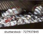 charcoal and aluminium onion
