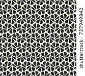 abstract jungle motif mottled... | Shutterstock .eps vector #727949842