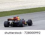 sepang  malaysia   october 0 ... | Shutterstock . vector #728000992