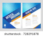 abstract medical background  ... | Shutterstock .eps vector #728291878