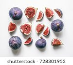 fresh figs. food photo.... | Shutterstock . vector #728301952