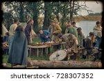 russia  volkhov  13 07 2013... | Shutterstock . vector #728307352