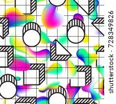 Fluid Color Seamless Pattern...
