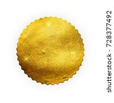 premium quality shiny golden... | Shutterstock .eps vector #728377492