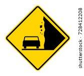 Landslide  Caution Falling...