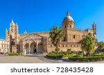 Palermo Cathedral In Palermo ...