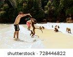 krabi  thailand   november 30 ... | Shutterstock . vector #728446822