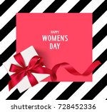 Women's Day Template With...