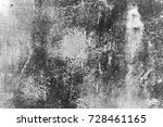 white metal wall texture... | Shutterstock . vector #728461165
