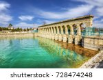 beysehir stone bridge in konya | Shutterstock . vector #728474248