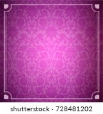 Seamless Background Of Purple...
