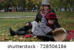 mom and daughters play in the...   Shutterstock . vector #728506186