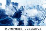 international business...   Shutterstock . vector #728660926