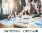 business concept. business... | Shutterstock . vector #728664238