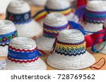 hats for men  traditional... | Shutterstock . vector #728769562