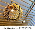 Wood Ceiling Pendant...