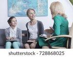 teenage mental health and... | Shutterstock . vector #728868025