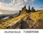 Isle Of Skye  Scotland. The Ol...
