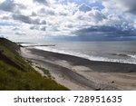 coastline in denmark | Shutterstock . vector #728951635