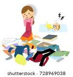 maternity nerves   Shutterstock .eps vector #728969038
