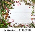 Christmas Greeting Card. Text...