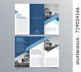 brochure design  brochure... | Shutterstock .eps vector #729024166