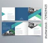 brochure design  brochure... | Shutterstock .eps vector #729029425