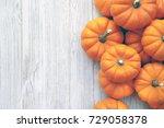 Autumn Thanksgiving Pumpkins...