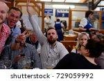 munich  germany   oct 2  2017 ... | Shutterstock . vector #729059992
