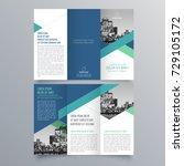 brochure design  brochure... | Shutterstock .eps vector #729105172