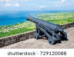 Cannon Brimstone Hill Fort  St...