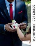 Prom Or Wedding Man Putting...