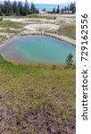 Small photo of The West Thumb Geyser Basin of Yellowstone National Park/West Thumb Geyser Basin