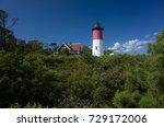 Nauset Beach Light  Cape Cod...