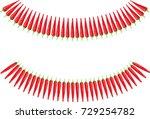 chili icon | Shutterstock .eps vector #729254782