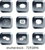 callout buttons | Shutterstock .eps vector #7292896