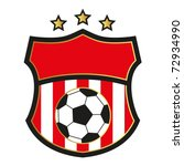 football logo | Shutterstock .eps vector #72934990